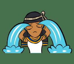 Ancient Egypt Gods & Goddesses sticker #12536885
