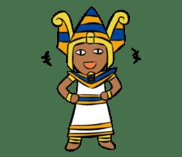 Ancient Egypt Gods & Goddesses sticker #12536886