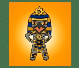 Ancient Egypt Gods & Goddesses sticker #12536890