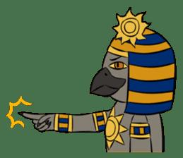 Ancient Egypt Gods & Goddesses sticker #12536892