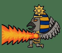 Ancient Egypt Gods & Goddesses sticker #12536893