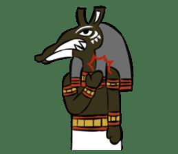 Ancient Egypt Gods & Goddesses sticker #12536894