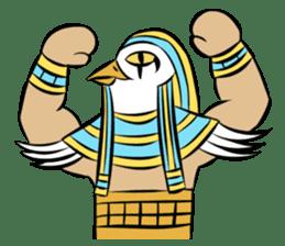 Ancient Egypt Gods & Goddesses sticker #12536898