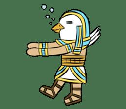 Ancient Egypt Gods & Goddesses sticker #12536900
