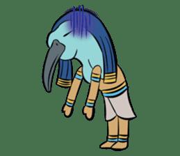 Ancient Egypt Gods & Goddesses sticker #12536916