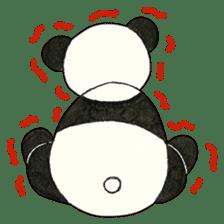 Cute Panda Museum 2 (English Version) sticker #12536929