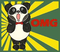 Cute Panda Museum 2 (English Version) sticker #12536930
