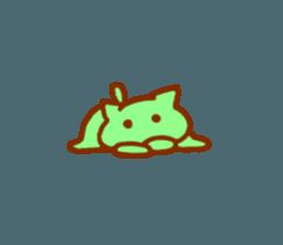 nyanyairo sticker #12542735