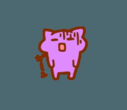 nyanyairo sticker #12542736