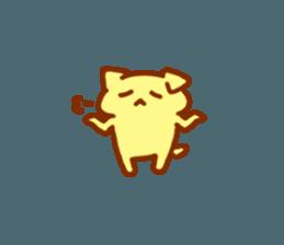 nyanyairo sticker #12542739
