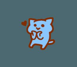 nyanyairo sticker #12542748