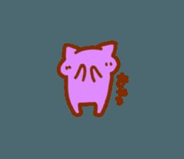 nyanyairo sticker #12542749