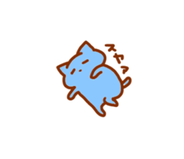nyanyairo sticker #12542756