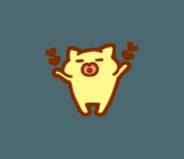 nyanyairo sticker #12542758