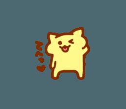 nyanyairo sticker #12542764