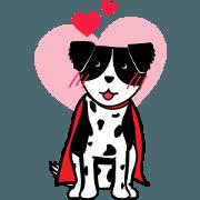 สติ๊กเกอร์ไลน์ JR - The Rescued Dog Animation Vol.1