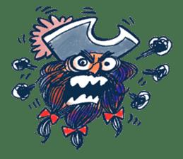 Pirate's Life sticker #12544045
