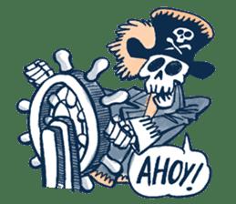Pirate's Life sticker #12544054