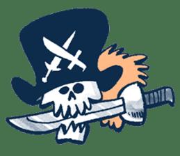 Pirate's Life sticker #12544058