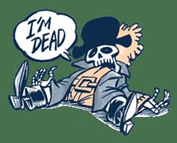 Pirate's Life sticker #12544067