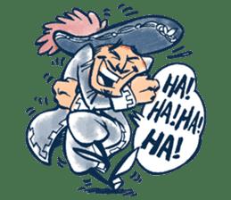 Pirate's Life sticker #12544069