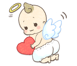 MOCHI-BABY and Merry Frands . sticker #12550464