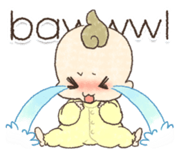 MOCHI-BABY and Merry Frands . sticker #12550472