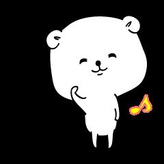 Malicious polar bear