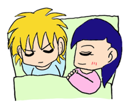LOVELOVE Couple sticker #12562146