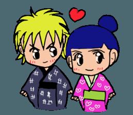 LOVELOVE Couple sticker #12562153