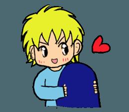 LOVELOVE Couple sticker #12562158