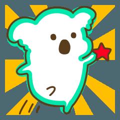 Baby Koala's Daily Life [English]