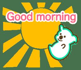 Baby Koala's Daily Life [English] sticker #12566454