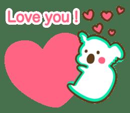 Baby Koala's Daily Life [English] sticker #12566464