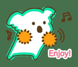 Baby Koala's Daily Life [English] sticker #12566468