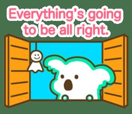 Baby Koala's Daily Life [English] sticker #12566469