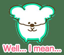 Baby Koala's Daily Life [English] sticker #12566473