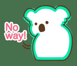 Baby Koala's Daily Life [English] sticker #12566478