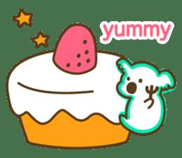 Baby Koala's Daily Life [English] sticker #12566492