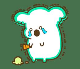 Baby Koala's Daily Life [English] sticker #12566493