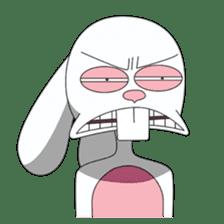 Thug Bunny sticker #12567318
