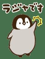 cute pengin3 sticker #12569598