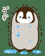 cute pengin3 sticker #12569604