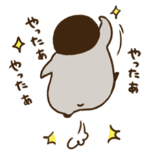cute pengin3 sticker #12569606