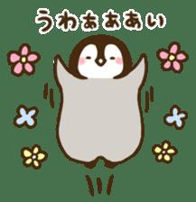 cute pengin3 sticker #12569608