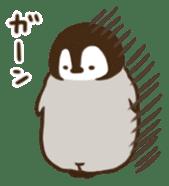 cute pengin3 sticker #12569610