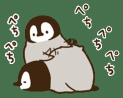 cute pengin3 sticker #12569615