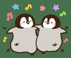 cute pengin3 sticker #12569617