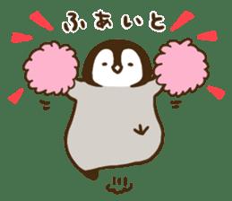 cute pengin3 sticker #12569619