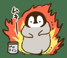 cute pengin3 sticker #12569620